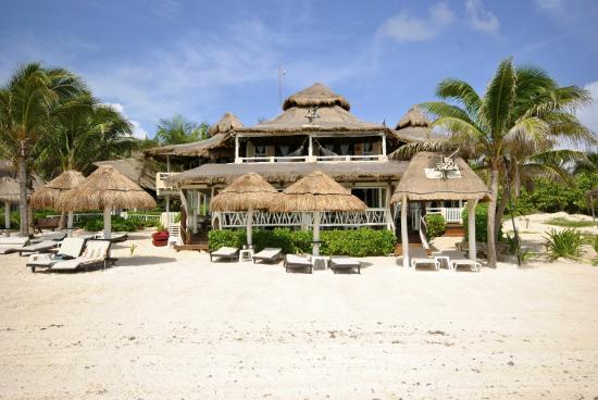 Villa Las Estrellas: Beach Club