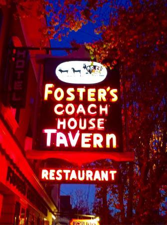 Foster's Coach House: photo0.jpg
