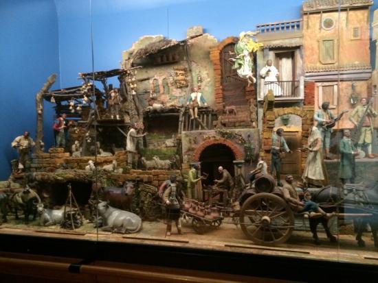 Belen Napolitano del Museo Nacional de Escultura: 5