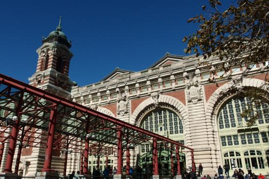 Guided Tours Of Ellis Island