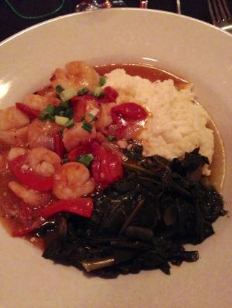 Spats Cafe & Speakeasy: Voodoo bbq shrimp