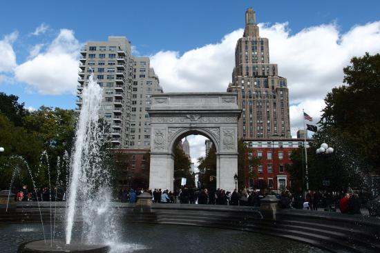 Attraction Review g d Reviews m Greenwich Village New York City New York.