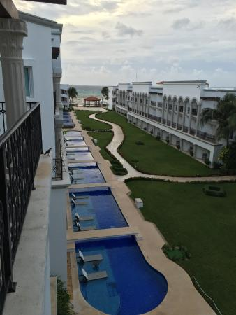 Best view ever - Picture of Hilton Playa del Carmen, an All