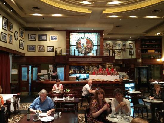 Cafe Los Angelitos Buenos Aires Review