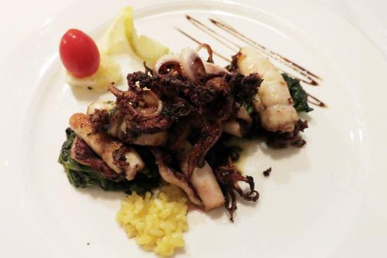Das Da Felice ist seit 1985 in Bopfingen mit einer Ideenreich italienische Küche ,mit frische re