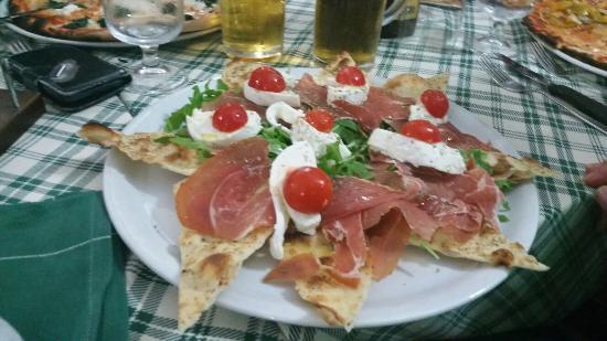 ristorante pizzeria Nuova Brianza