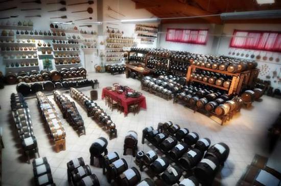 Castelvetro di Modena, إيطاليا: Acetaia Boni