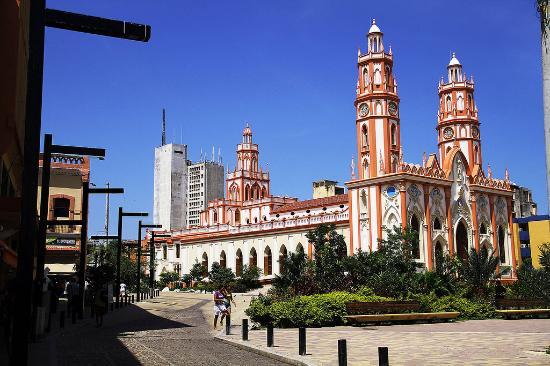 Iglesia de San Nicolas de Tolentino