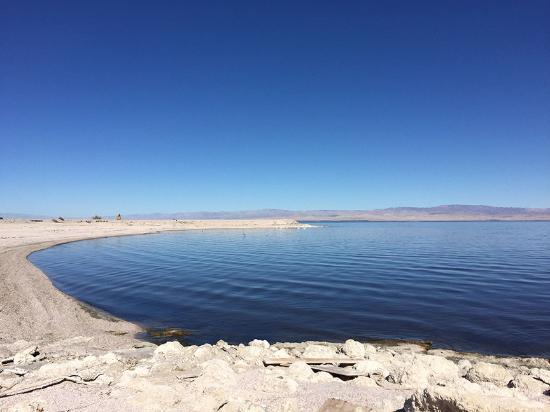 Salton Sea Picture Of Aqua Soleil