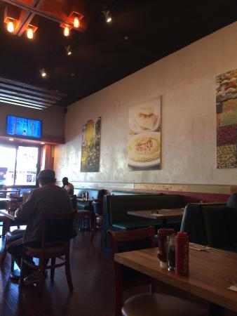 San Mateo, CA: Hummus Mediterranean Kitchen