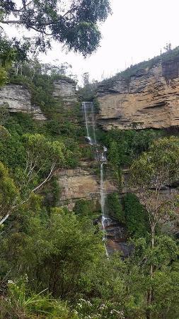 Colourful Trips: A beautiful waterfall