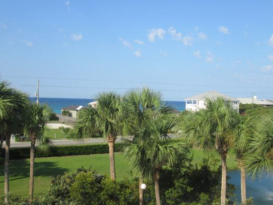 Gulf Place: Third floor Gulf views