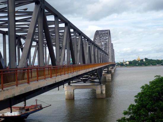 Irrawaddy Bridge