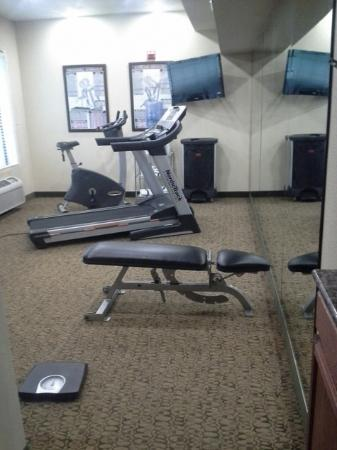 Best Western Windsor Pointe Hotel & Suites-At&T Center : Fitness Room