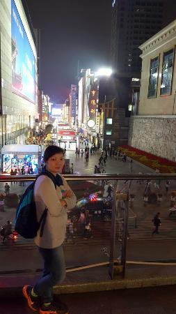 Ibis Chengdu Chunxi: Ini Mall yang di belakang Hotel