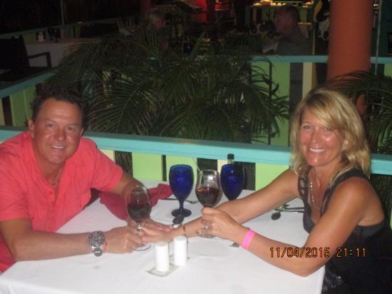 Grand Pineapple Beach Negril: Nous deux xxx
