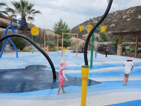 Welk Resort San Diego: Qater play area