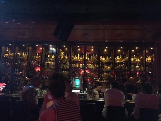 Zatoka Simpson, Sint Maarten: great bar
