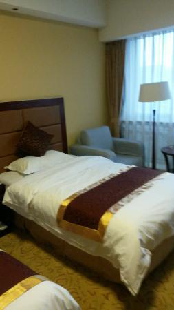 Zhucheng, Chine : Huaxi Hotel