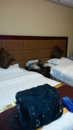 Zhucheng, Китай: Huaxi Hotel
