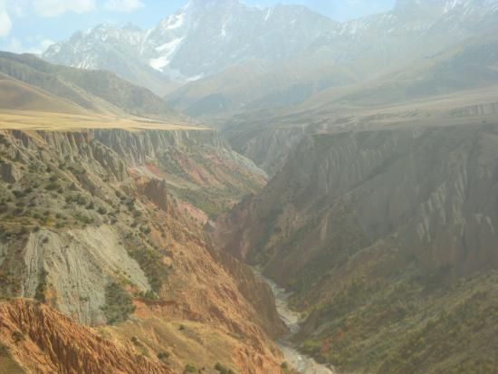 At-Bashi, สาธารณรัฐคีร์กีซ: Archa River Canyon--the Grand Canyon of Kyrgyzstan