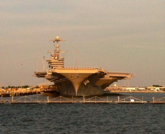 USS Harry S TrumanVictory Rover Harbor CruiseNorfolk VA - Norfolk cruises
