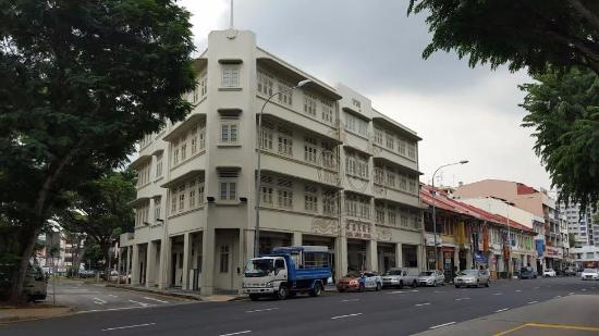 Kam Leng Hotel: Hotel