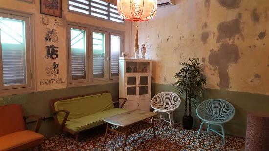 Kam Leng Hotel: Lobby on 3rd Floor