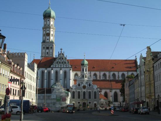 Kirche St. Ulrich und St. Afra