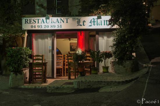 Le Manoir N'co: leuk en goed restaurantje.