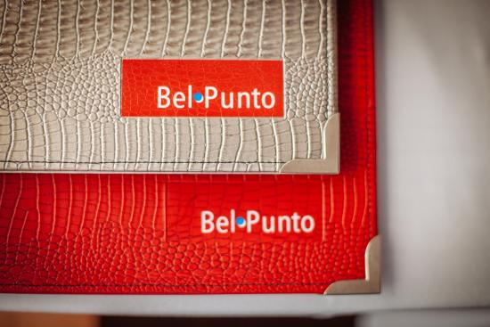 Bel Punto: Our Menu and Wine list