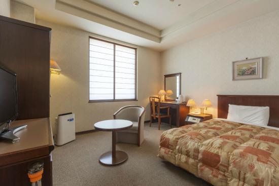 Comfort Hotel Komatsu: Guest room