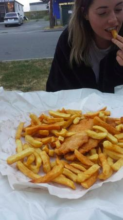 Rolleston, Yeni Zelanda: Taste Test!