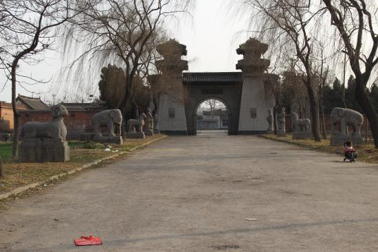 Dahuting Tomb of Han Dynasty