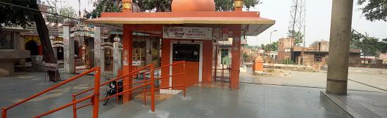 Aligarh, Indien: Temple