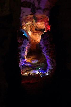 Mark Twain Cave and Cameron Cave: Mark Twain cave Oct. 2015