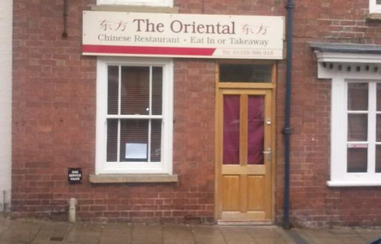 The Oriental Chinese Restaurant