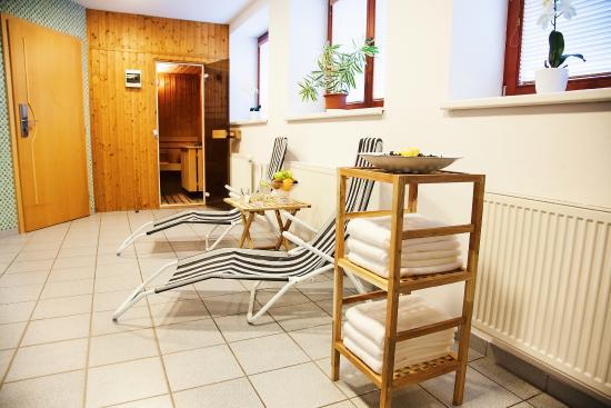Hotel Alley Olomouc: Relax centre