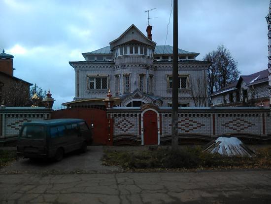 Ola, Russland: обналичники