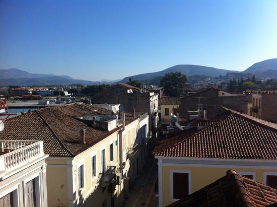 Aion Luxury Hotel: Θέα από δωμάτιο