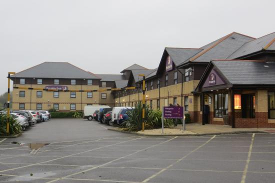 Premier Inn Weymouth Seafront Hotel: Weymouth seafront Premier Inn