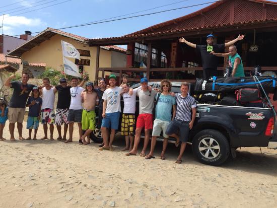 Pousada Barra Nova Kitesurf