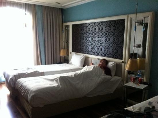 Grand Durmaz Hotel: Номер