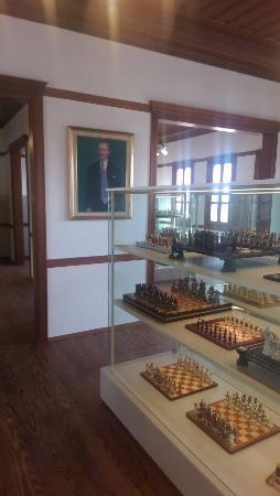Gokyay Chess Museum (Ankara, Turki) - Review - TripAdvisor