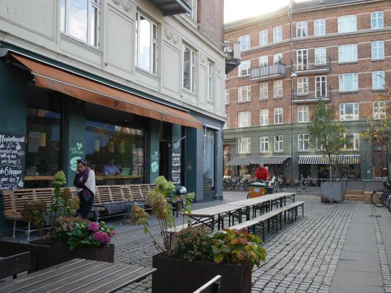 Restaurants Near Rosenborg Castle