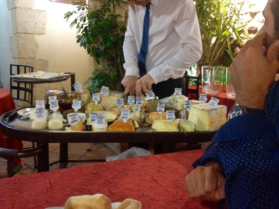Fromages Picture Of La Table D Emilie Marseillan Tripadvisor