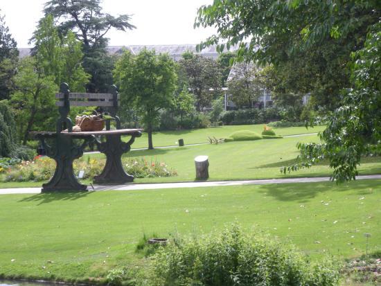 Claude ponti photo de jardin des plantes nantes for Restaurant jardin des plantes nantes