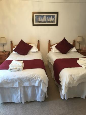 Colyton, UK: Twin Room