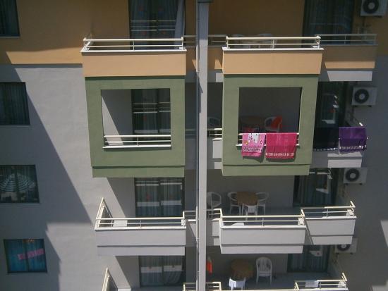 Sifalar Apart Hotel: dış görünüz