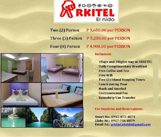 El Nido Resorts Pangulasian Island Promo